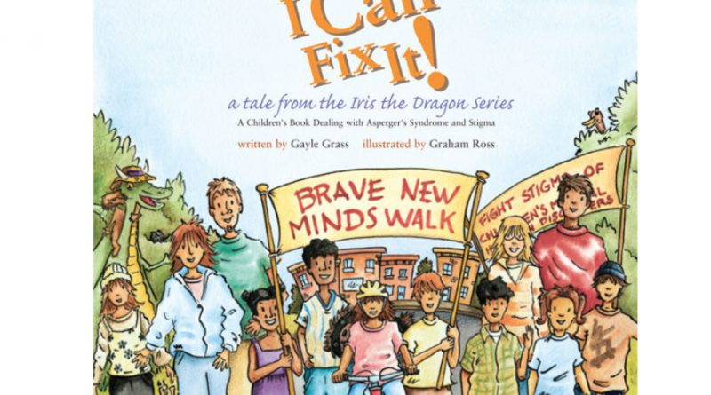 I Can Fix It - Aspergers Autism Book