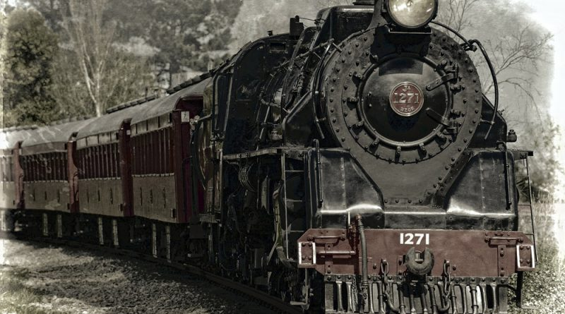 Autism and Trains